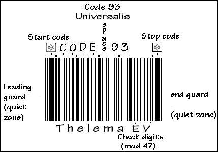 code 93 universalis