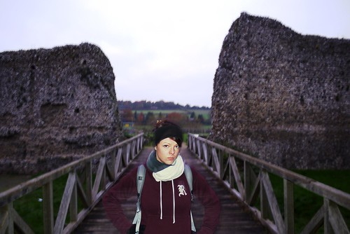 Eynsford Castle (is crap)
