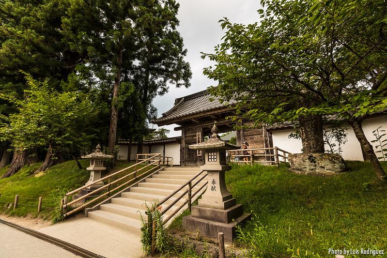 Chuson-ji en Hiraizumi-17