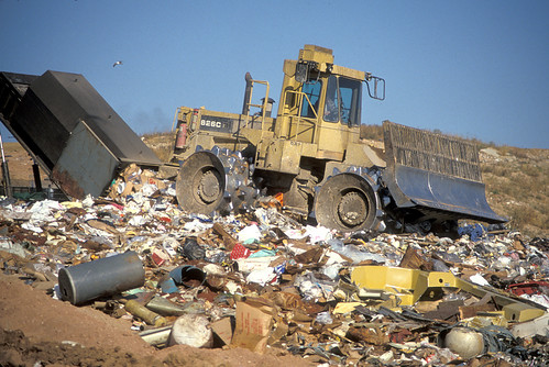 landfill (courtesy of Wisconsin Dept of Natural Resources, creative commons)