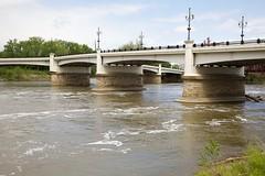 Y-Bridge in Zanesville, Ohio