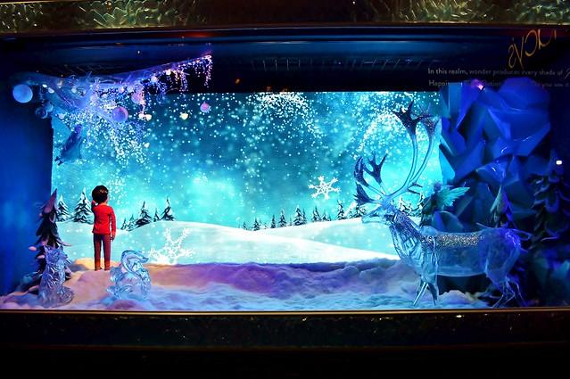 Macy's 2013 Holiday Show Window