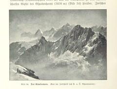 """British Library digitised image from page 176 of """"Die Hochgebirge der Erde ... Mit Titelbild in Farbendruck, 148 Abbildungen und 15 Karten"""""""