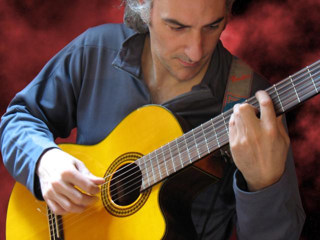 Pedro Menendez Crossover Guitar