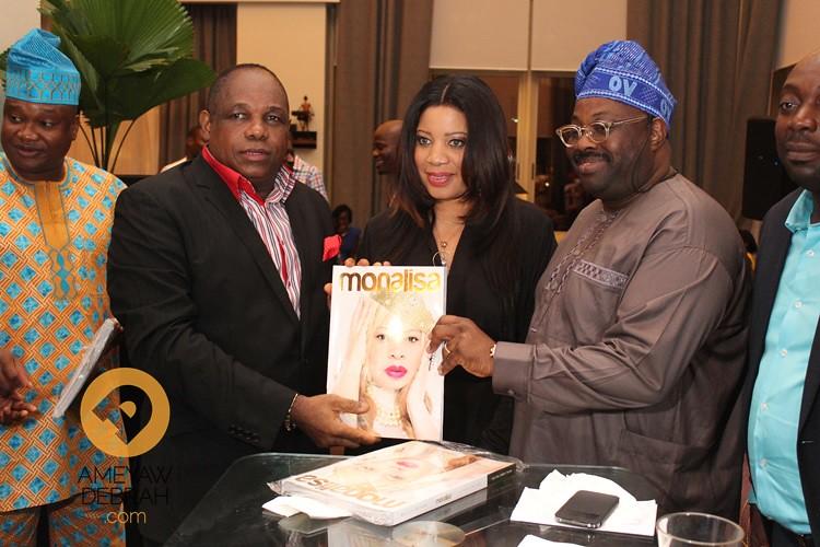 launch of monalisa magazine in ghana