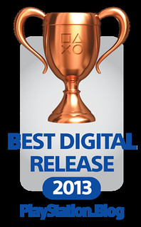 PS.Blog Game of the Year 2013 - Best Digital Release Bronze