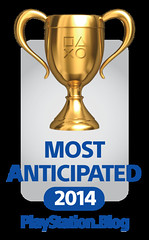 PlayStation Blog Game of the Year Awards 2013: Most Anticipated Gold