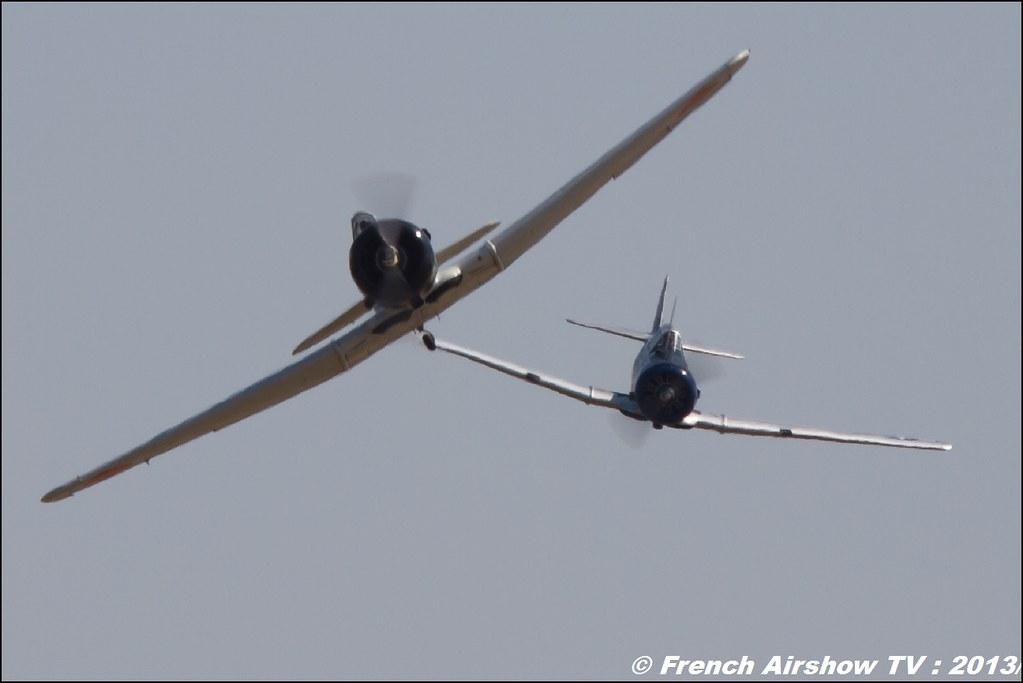T-6 & T-6 Zero au Free Flight World Masters Valence 2013 par bleu ciel airshow 2013,