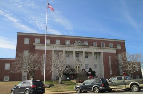 Tallapoosa County Courthouse (Dadeville, Alabama)