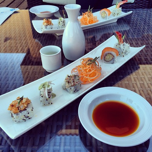 Seleccion de sushis #food #foodie #foodpic #blogger #travel #traveler