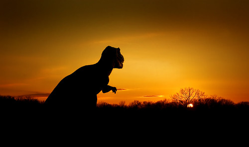 Prairie Tyrannosaur
