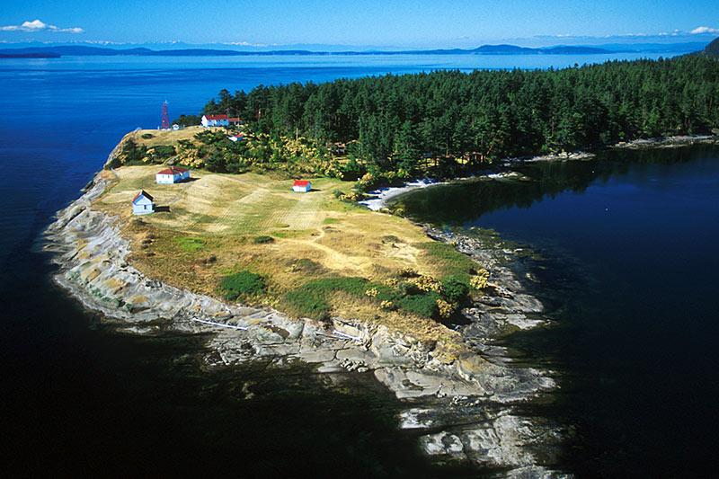 Saturna Island, Southern Gulf Islands, British Columbia, Canada