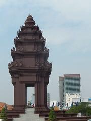 Angkor Inspired Monument