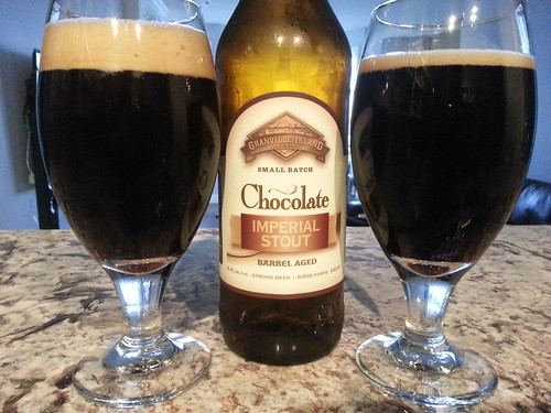 Granville Island Imperial Chocolate Stout
