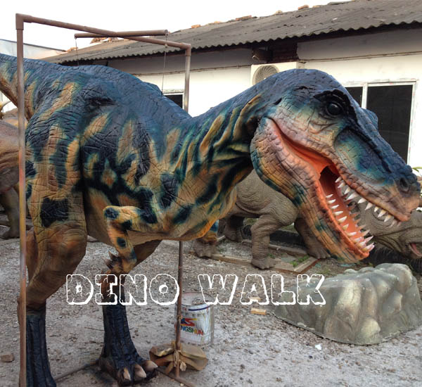 Walking Dinosaur Suit