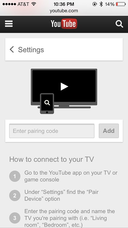 How To Watch YouTube On Your TV