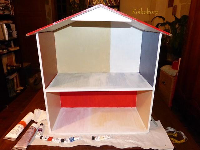 Dollhouse de Leïlan : attaque de la couleur