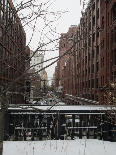 High Line, NYC. Nueva York