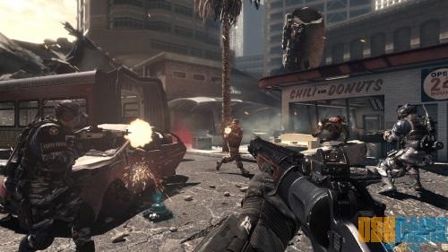 Fin de semana gratuito Call of Duty: Ghosts: batalla