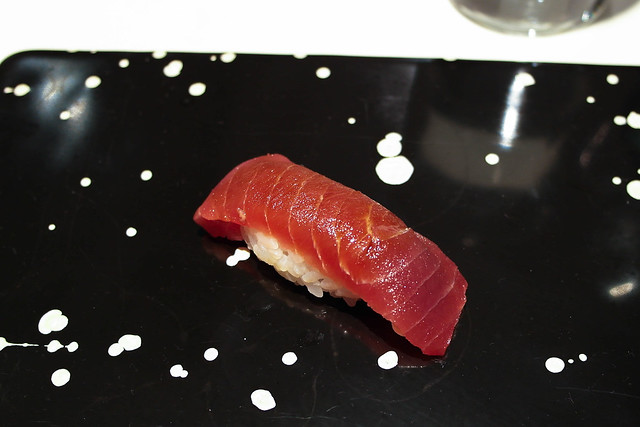 lean bluefin tuna / akami