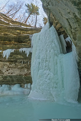 Saint Louis Icefall