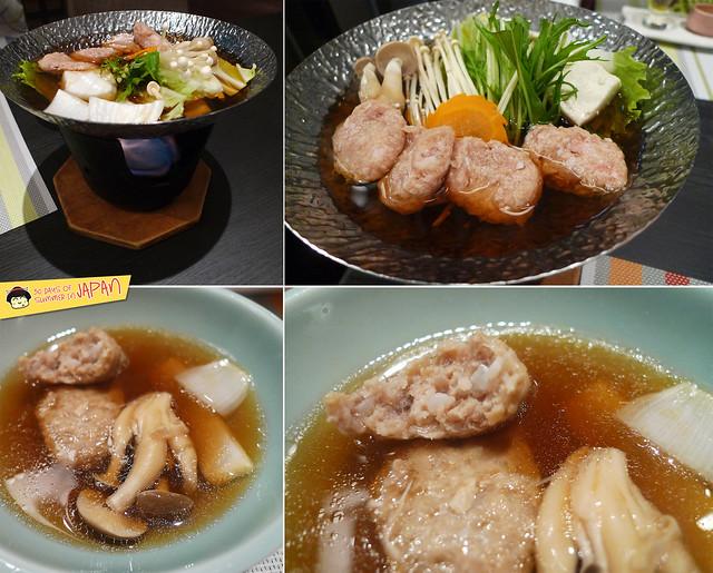 Shogetsu Grand Hotel - Shogetsu style seasonal dinner - nabe