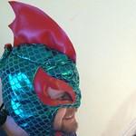 Luchador Project, Prototype #9: Luchasaurus Rex