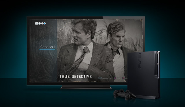 HBO Go PS3 app
