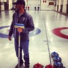 Curling night. #ndlegendary #curling #westernnd