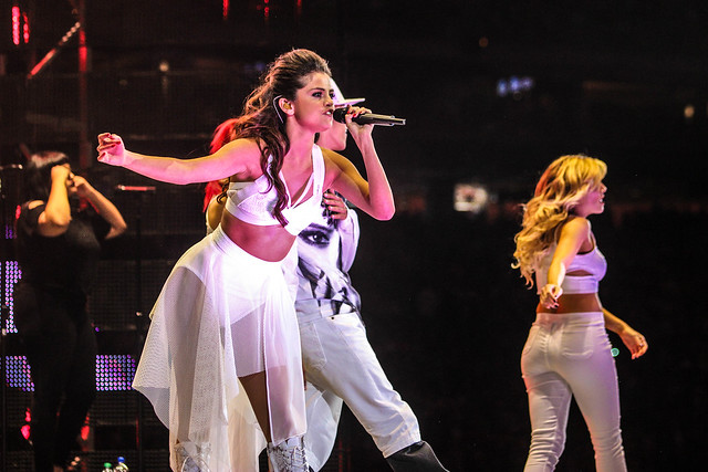 Selena Gomez @ Houston Livestock Show & Rodeo