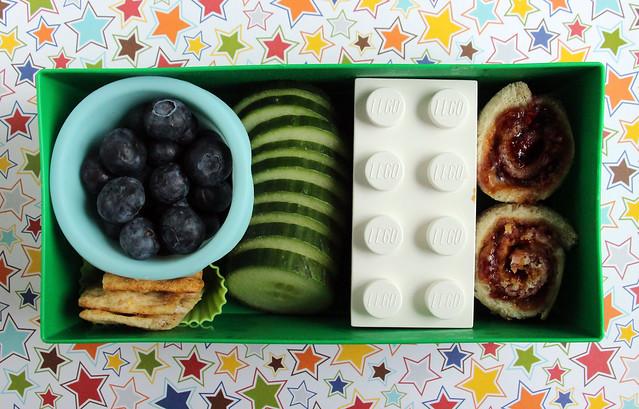 Preschool Bento #601