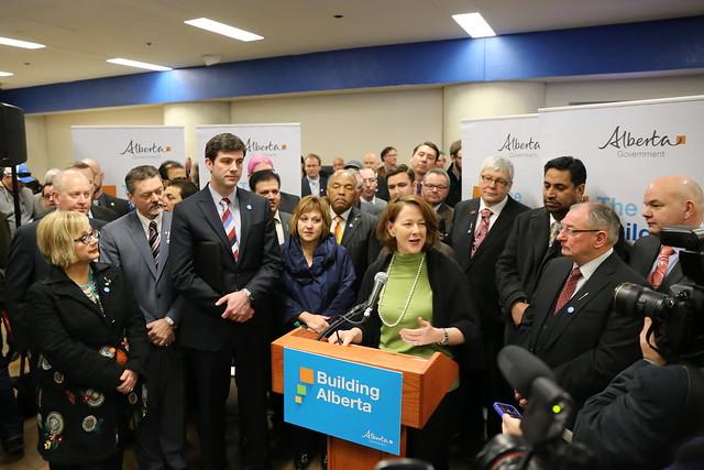Valley Line LRT Funding Announcement
