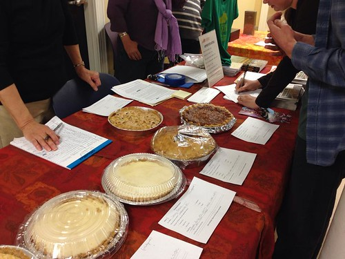 2014 Madison County Pie Auction