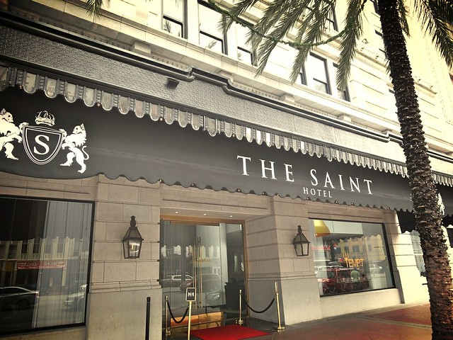 The Saint, a funky New Orleans hotel