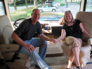 02 - Proud new RV owners