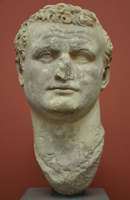 Titus, c. 80 AD, Ny Carlsberg Glyptotek, Copenhagen