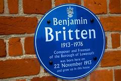 Britten House - Lowestoft
