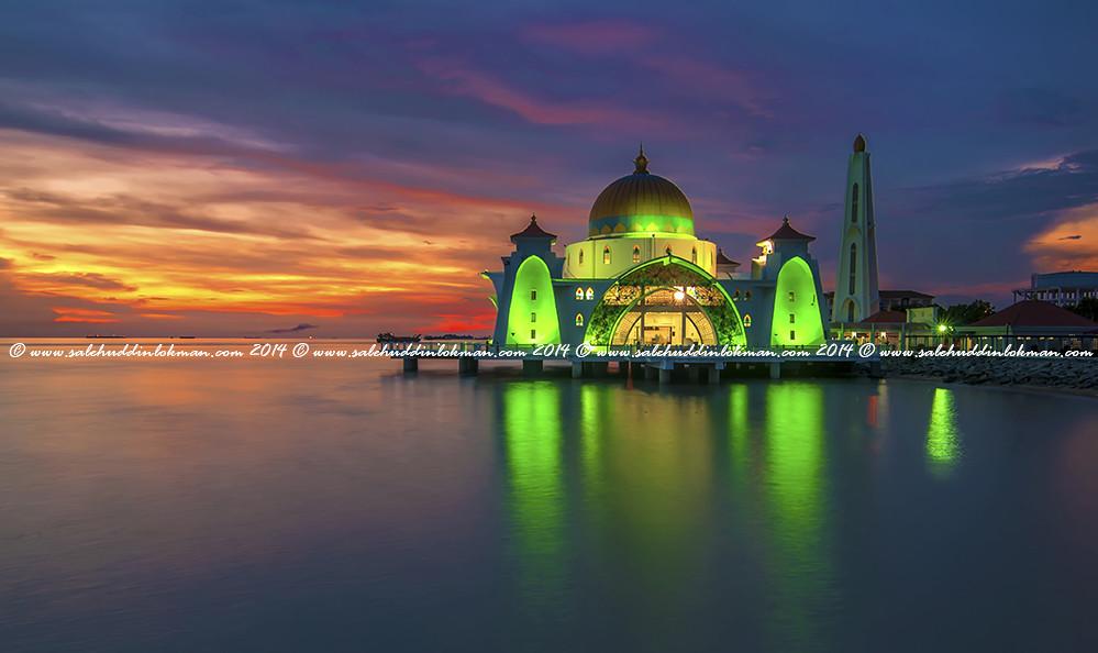 Masjid Selat | Malacca