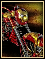 Iron Man -The Motorcycle