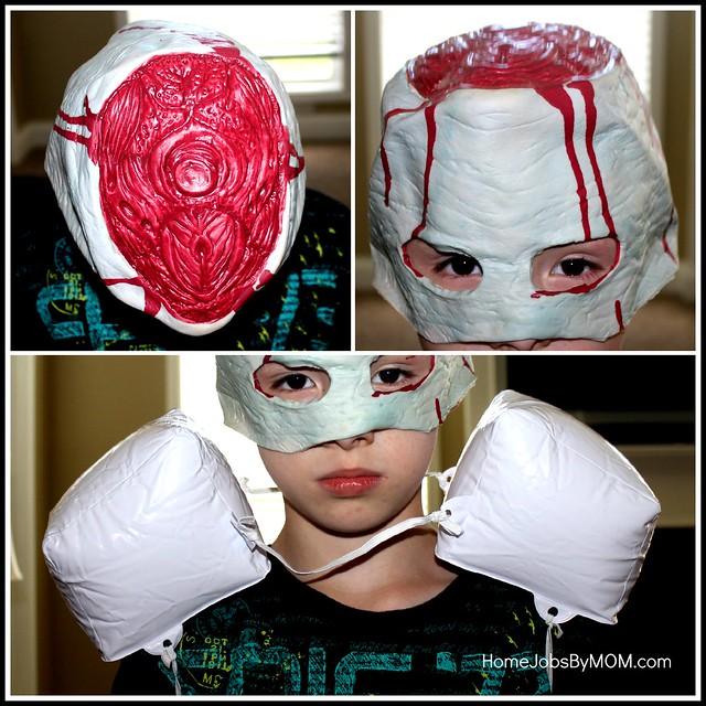 Headless Horseman  sc 1 st  Home Jobs by MOM & Horror Costumes: Headless Horseman | Home Jobs by MOM