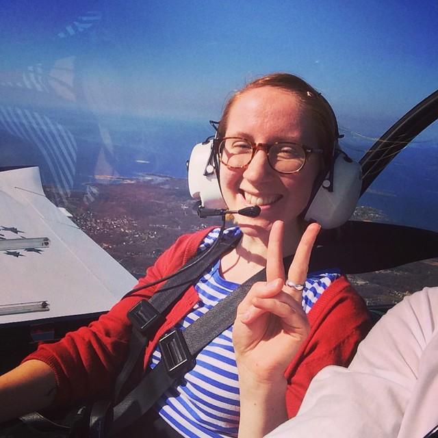me, flying, karlskrona-ronneby