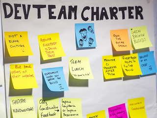 Dev Team Charter | by gdsteam