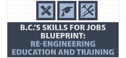 BC's Skills for Jobs Blueprint:
