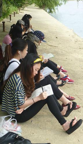 Fujian-Wuyi Shan-Village (17)