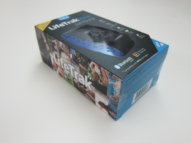 LifeTrak Zone C410 - Box