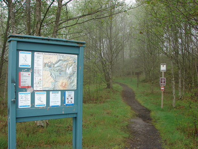The Hummocks trailhead