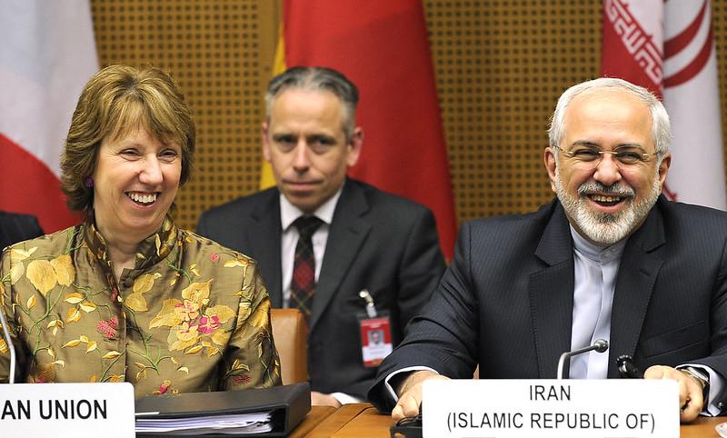 ATOMGESPRÄCHE DER UN-VETOMÄCHTE MIT DEM IRAN: ASHTON / ZARIF