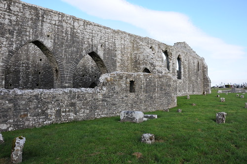 Burriscarra Abbey