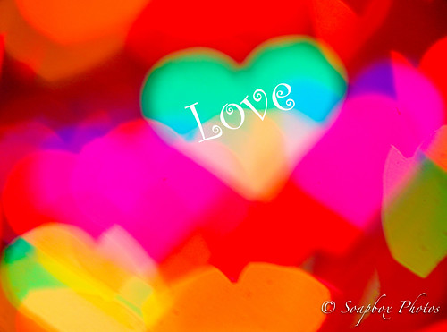 """Heart-shaped Bokeh"""