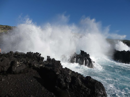 ocean sea sky cliff mist nature water rock clouds outdoors island hawaii polynesia bay coast marine surf waves force power pacific rocky spray pacificocean shore foam tropical coastline bigisland geology aquatic seashore kona endoftheworld kailuakona lavarock 2015 littoral konacoast hawaiicounty hawaiiisland keauhou westhawaii northkona kuamoobay barryfackler barronfackler